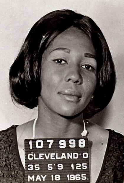 Дорис Пейн в 1965 году