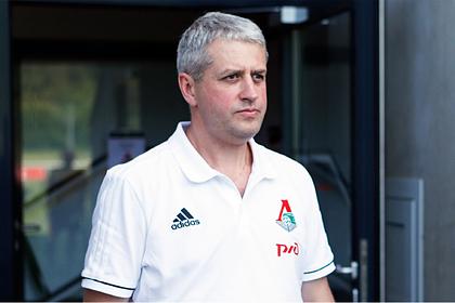 «Локомотив» наказали за сотрудника клуба в судейской перед матчем со «Спартаком»