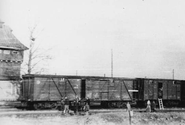 Депортация жителей Прибалтики, март 1949 года