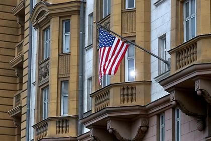 Посольству США запретят нанимать граждан России и третьих стран