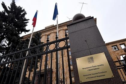 В Москве заподозрили Чехию в желании закрыть посольство в России