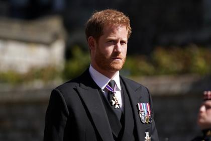 Раскрыты планы принца Гарри после похорон деда