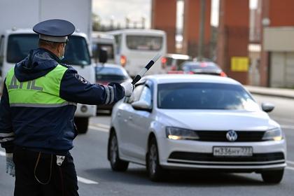 Контроль над дорожными знаками решили вернуть МВД