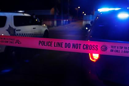 Семилетняя девочка погибла при уличной стрельбе в Чикаго