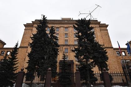В посольстве Чехии в России оставят пять дипломатов