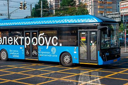 Собянин рассказал о планах развития наземного транспорта в Москве