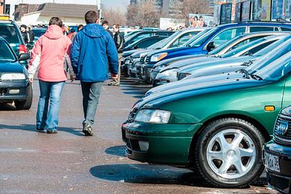 Подержанные машины в России подорожали быстрее новых