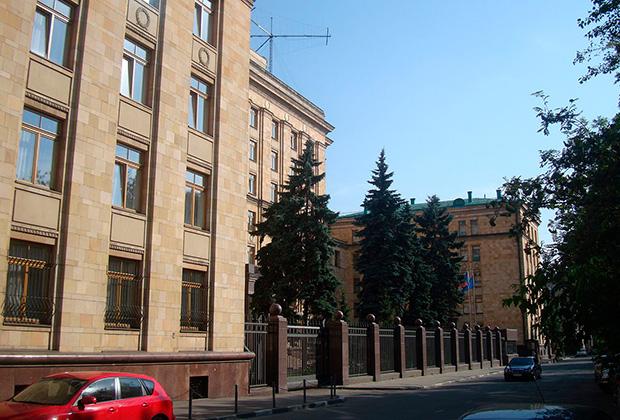 Посольство Чехии в РФ