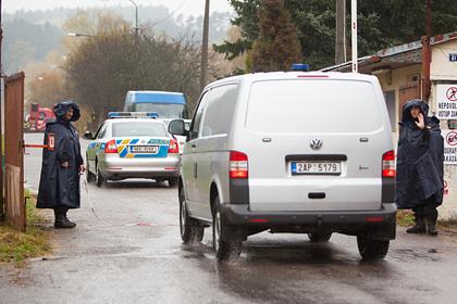 Чехия отказалась делиться с Россией деталями расследования взрывов во Врбетице