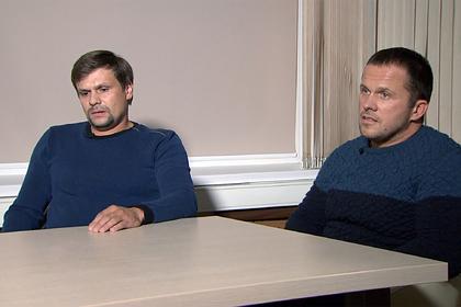 Молдавия расследует информацию о паспортах Петрова и Боширова
