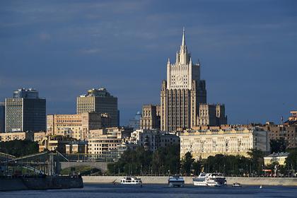 Россия ответила на требование Чехии вернуть землю под посольством в Праге