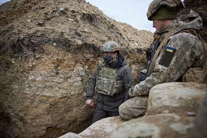 Переговоры по Донбассу завершились безрезультатно