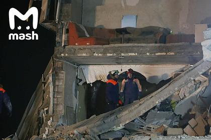 Тело младенца извлекли из-под завалов на месте взрыва в Нижегородской области