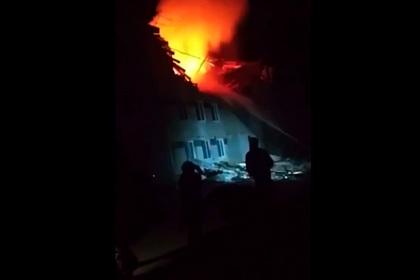 Стали известны подробности взрыва в жилом доме в Нижегородской области