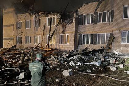 После взрыва в Нижегородской области задержали двоих сотрудников газовой службы