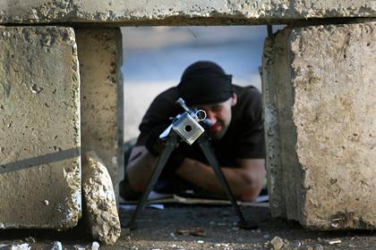 Украина призвала ужесточить ответственность за снайперские обстрелы в Донбассе