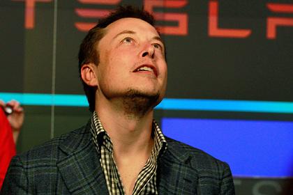 Илон Маск потерял миллиарды долларов из-за аварии Tesla