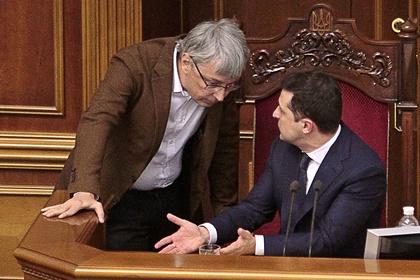 На Украине пообещали перестать блокировать оппозиционные телеканалы