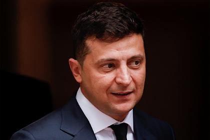 Большинство украинцев выступили против второго срока Зеленского