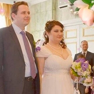 Константин Антонец и Антонина Зимина