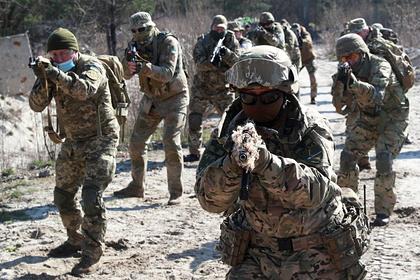 На Украине раскрыли планы на случай войны с Россией