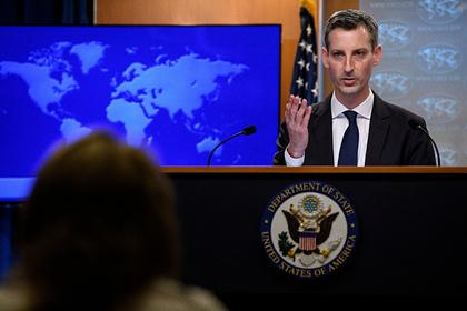 В США не получили информации о российских ответных санкциях