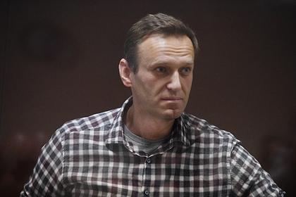 Навальный согласился на капельницы с глюкозой