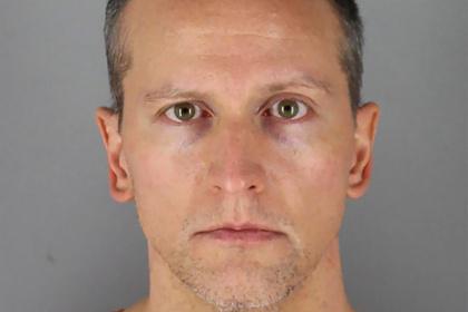 Бывшего полицейского Дерека Шовина признали виновным в убийстве Джорджа Флойда