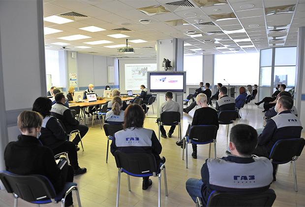 Программа «Новый соцвектор» основана на предложениях молодежных и рабочих советов ГАЗа