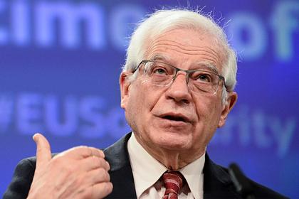 Евросоюз призвал Россию воздержаться от «подрывной деятельности»