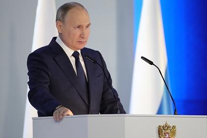Путин пообещал льготные кредиты застройщикам жилых кварталов