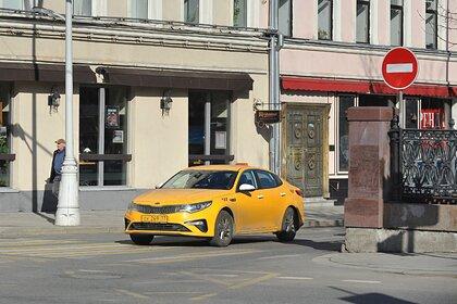 В России предупредили о рисках роста числа нелегальных такси