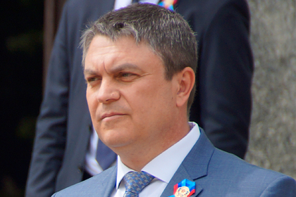 Глава ЛНР предложил Зеленскому встретиться в Донбассе