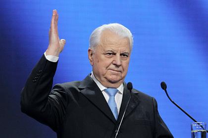 Кравчук отказался ездить на переговоры в Минск