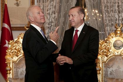 Раскрыта дата возможных переговоров Байдена и Эрдогана