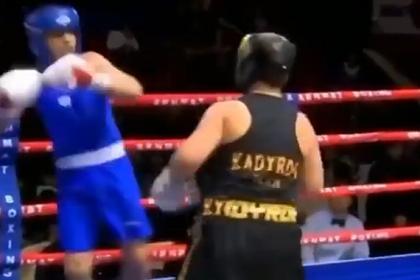 Глава федерации бокса Кабардино-Балкарии отреагировал на победу сына Кадырова