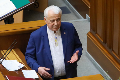 Кравчук назвал условия расторжения дипломатических отношений с Россией