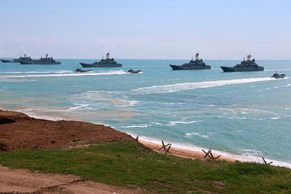 Корабли Черноморского флота вернулись в порты после масштабных учений