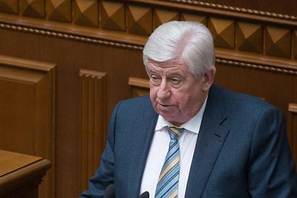 Бывший генпрокурор Украины потребовал от ЕК ввести санкции против Байдена