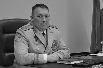 Глава Управления ФСИН по Забайкальскому краю Евгений Шихов