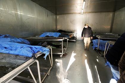Более 20 человек погибли при взрыве в больнице Ирака