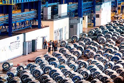 Трех металлургических гигантов России заподозрили в завышении цен