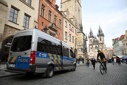 Здание МВД Чехии эвакуировали из-за угрозы взрыва