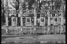 Советская доска почета у Рейхстага. Берлин, 1945 год.  Фото: Cэм Джаффе / частная коллекция Артура Бондаря