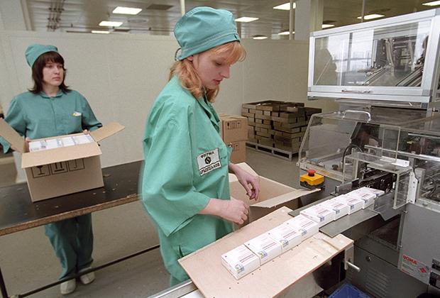 Фармацевтическая компания «Ферейн». Цех N7 по производству инъекционных препаратов