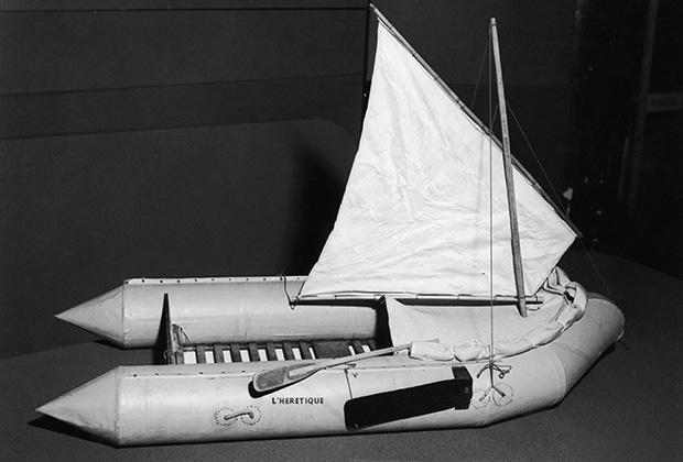 Лодка «Еретик»
