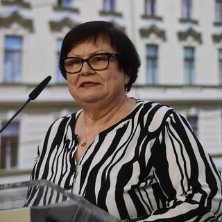 Мария Бенешова