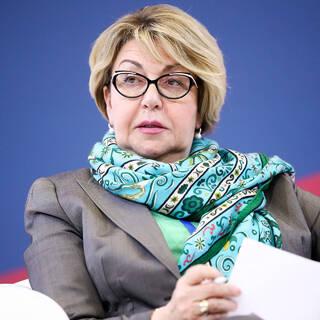 Посол России в Болгарии Элеонора Митрофанова