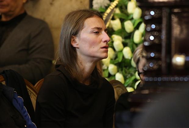 Ксения Бик, вдова Дмитрия Марьянова