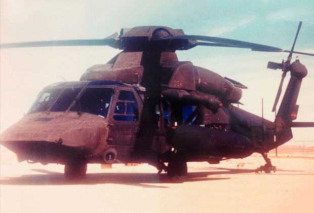 Вертолет Black Hawk